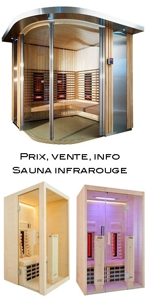Sauna infrarouge, comment ça marche ? - Sauna infrarouge